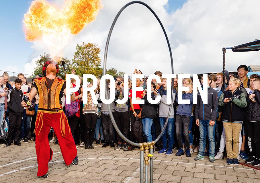 Projecten Kunsteducatie