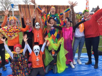 Kunsteducatie Nederland Workshop Circus 1