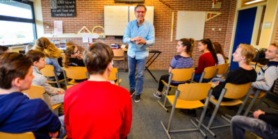 Kunsteducatie Nederland Workshop Goochelen 1