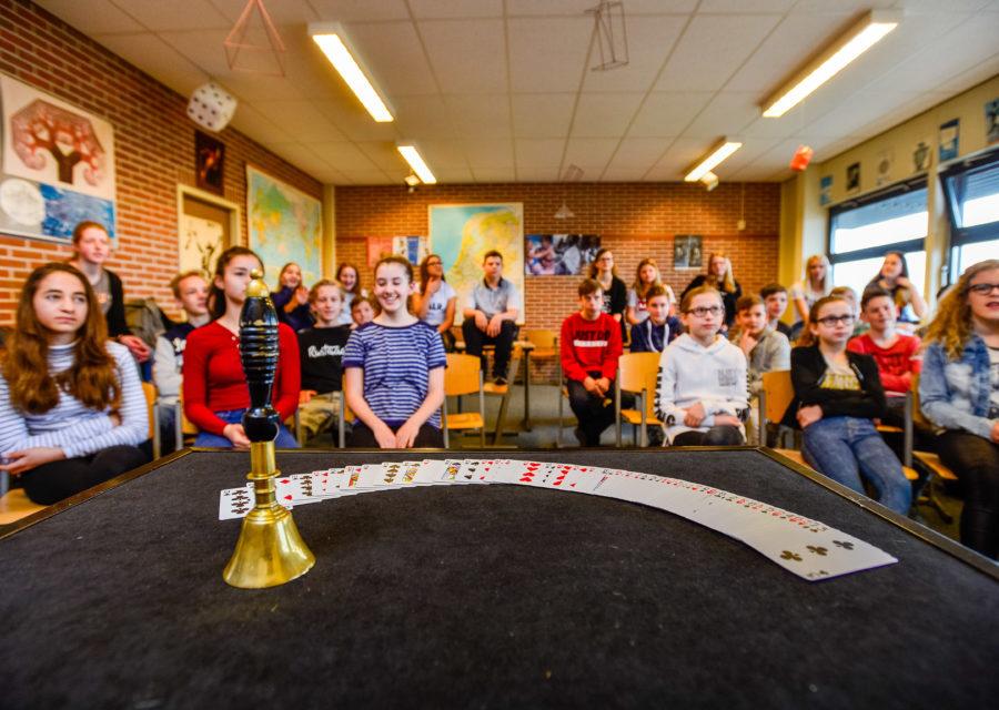 Kunsteducatie Nederland Workshop Goochelen