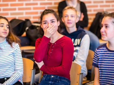Kunsteducatie Nederland Workshop Goochelen 2