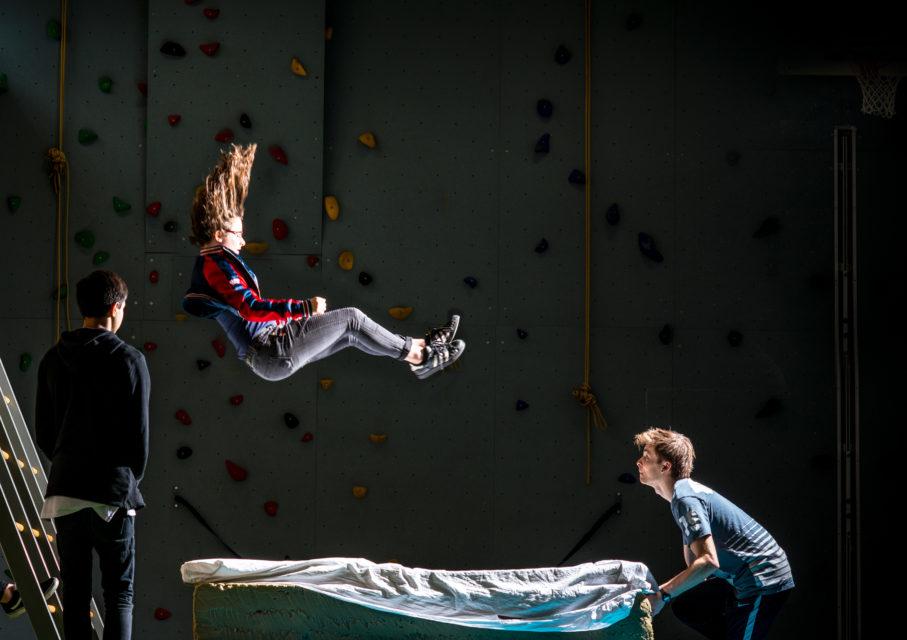 Kunsteducatie Nederland Workshop Stunts