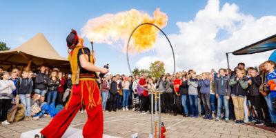 Kunsteducatie Nederland Festival op School