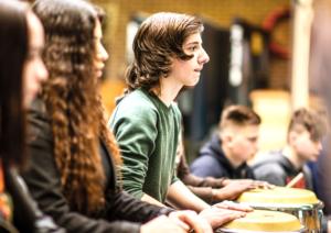 Kunsteducatie Nederland Workshop Braziliaanse Percussie
