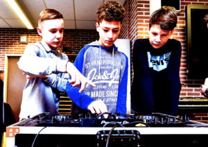 Kunsteducatie Nederland Workshop DJ