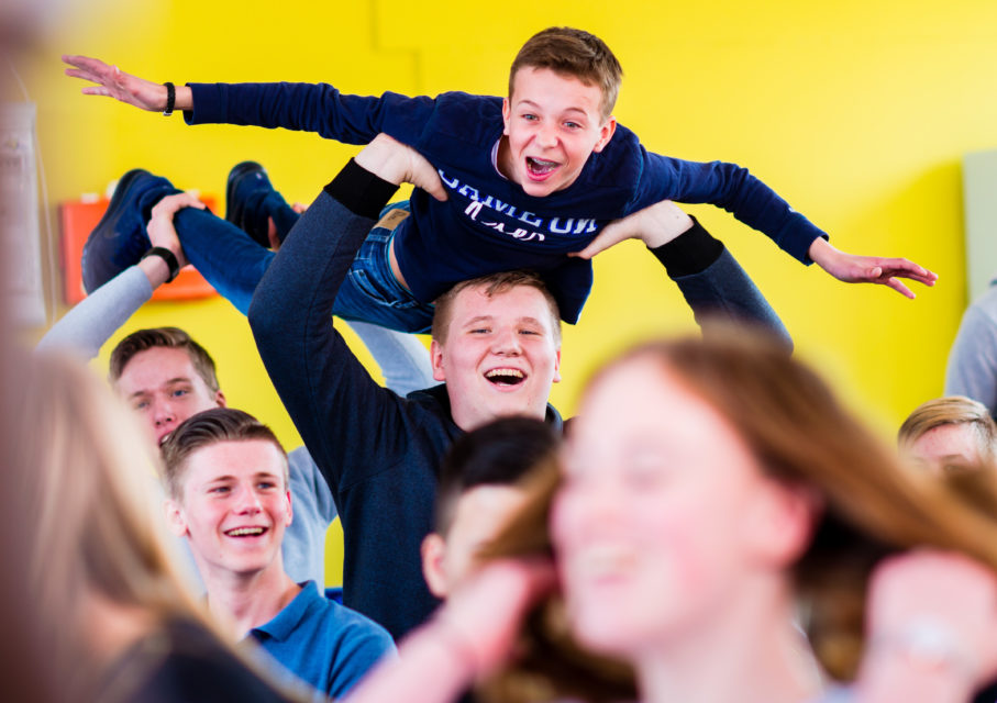 Kunsteducatie Nederland Workshop Theatersport 1