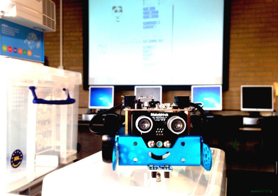 Workshop mBot-1-boost