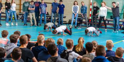 Workshop Breakdance 2