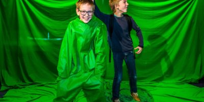 Workshop Green Screen 2