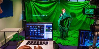 Workshop Green Screen 1