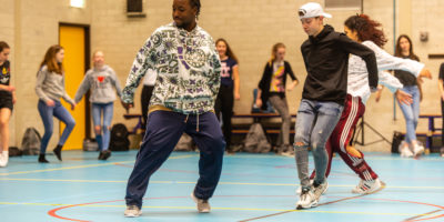 Workshop Hip Hop dans 1