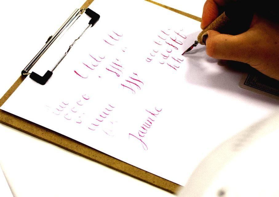 Moderne Kalligrafie 3