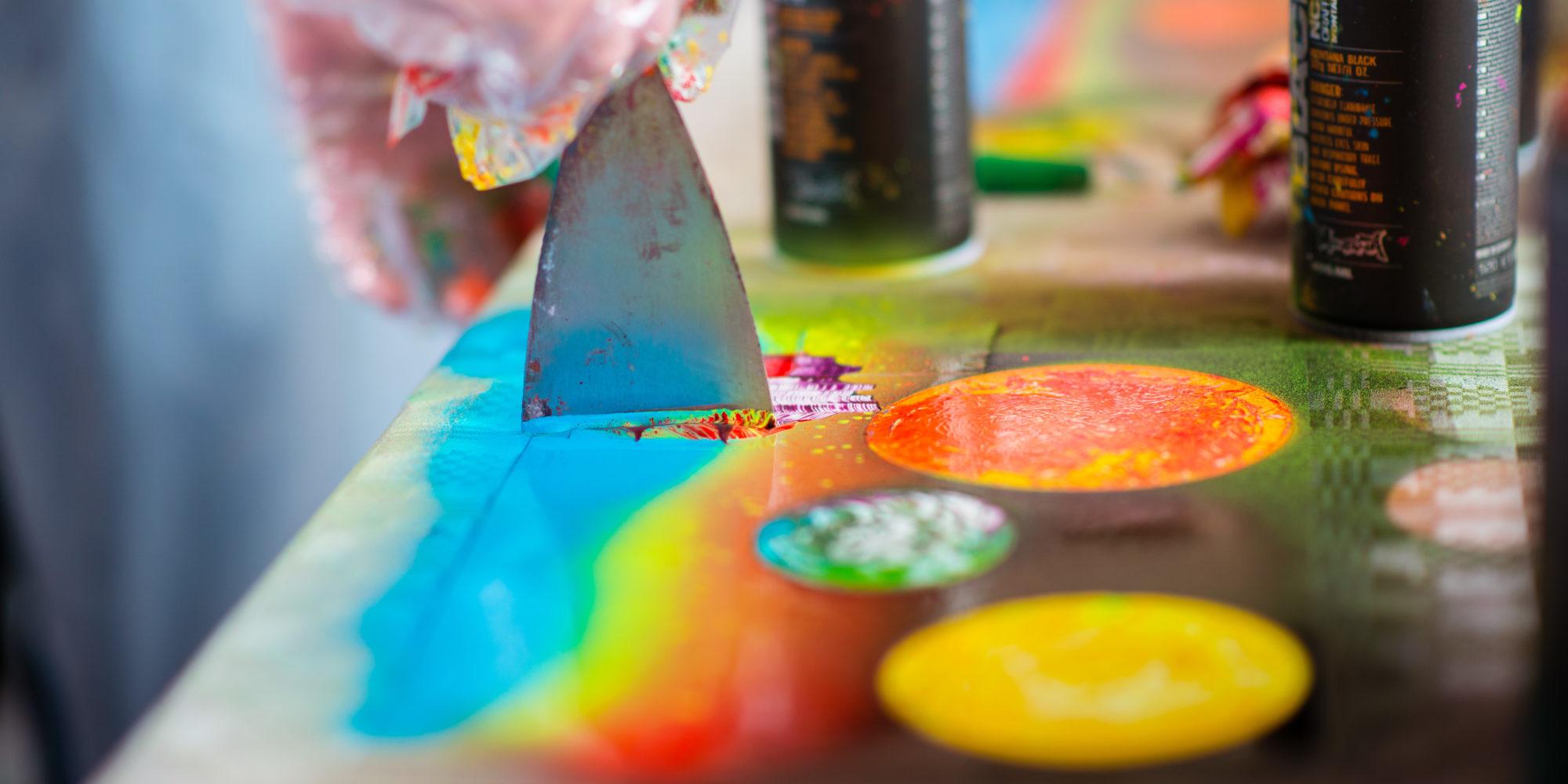 workshop Spray Paint 4