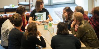 Presentatie lesmateriaal Beeldend Kunstkracht