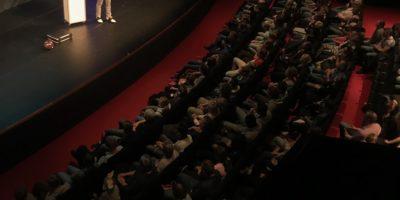 Stille Film Presentatie Goochelaar Speciaal Onderwijs Festival