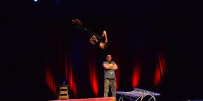 Festival Speciaal Onderwijs stunts