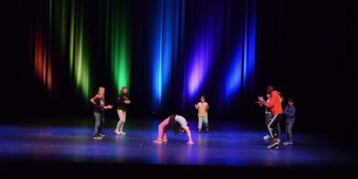 Speciaal Onderwijs Festival presentatie dans