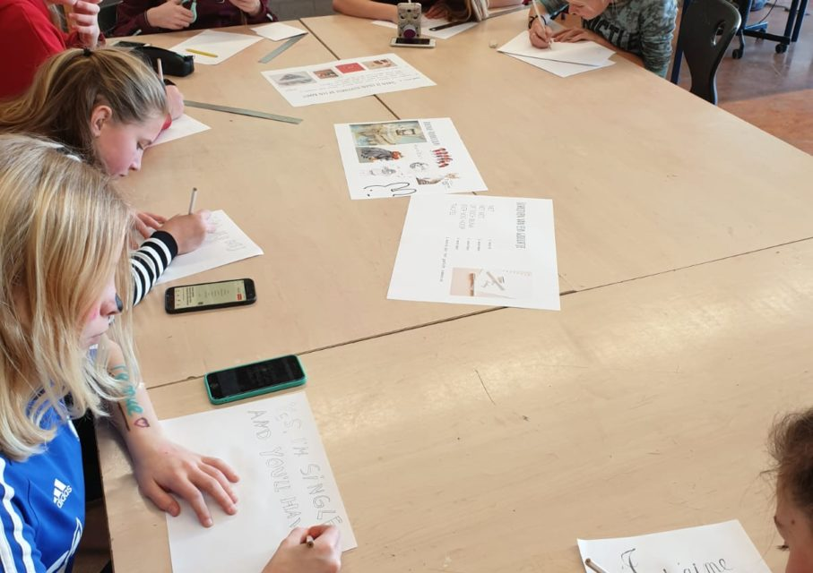 workshop illustratie