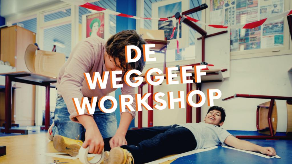 Escape The Classroom Weggeefworkshop