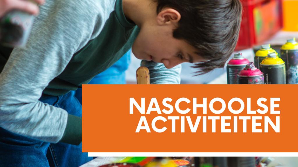 Naschoolse Activiteiten Kunsteducatie Nederland
