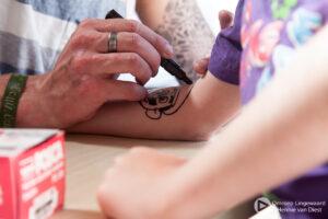 fESTival tattoo art