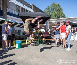 fESTival workshop Hip Hop dans