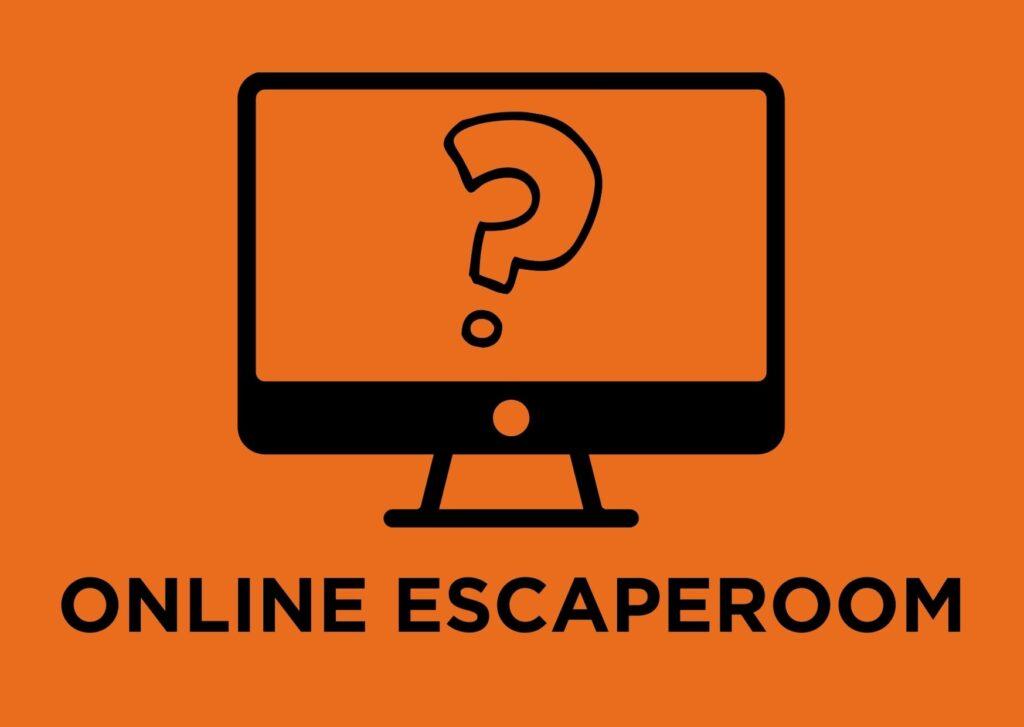 Online escaperoom voor school