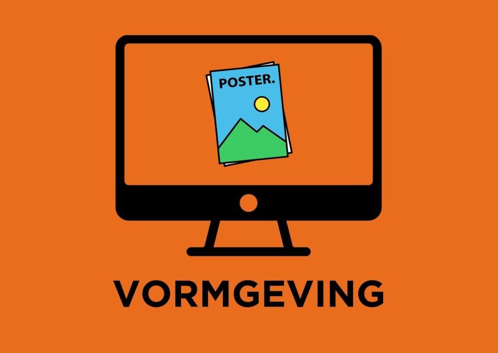 Online workshop vormgeving voor leerlingen thuisonderwijs